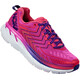 Hoka One One W's Clifton 4 Running Shoes Fuchsia/Hot Pink